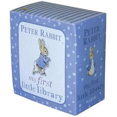 Peter Rabbit My First Library