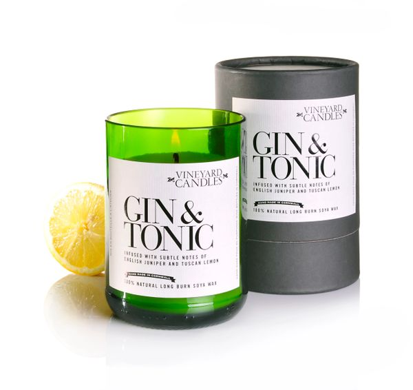 Vineyard Candle Gin & Tonic