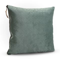 Sage Herringbone Cushion