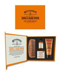 Scottish Fine Soaps Face And Beard Care Kit