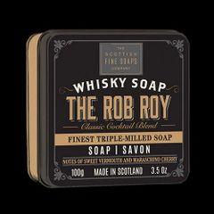 The Rob Roy Whiskey Soap by Scottish Fine Soaps