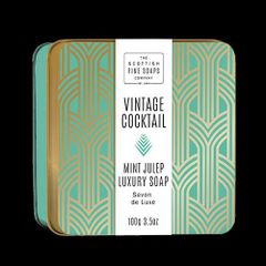 Vintage Cocktail Mont Julep Luxury Soap