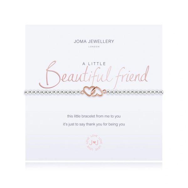 'A LITTLE' BEAUTIFUL FRIEND - BRACELET