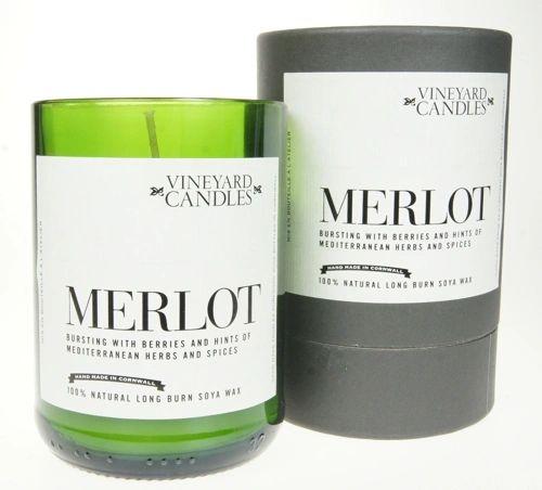 Vineyard Candle Merlot