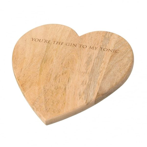 G&T Chopping Board by Parlane