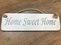 'Home Sweet Home' Sign by Austin Sloan