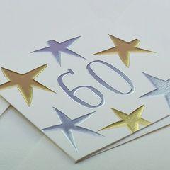 60 Star Card