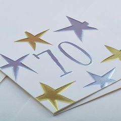 70 Star Card