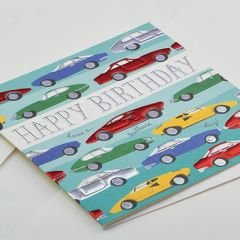 Birthday cars
