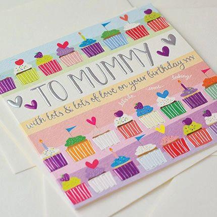 Mummy Birthday q899