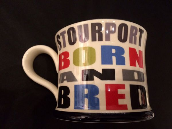 Stourport Born and Bred by Moorland Pottery
