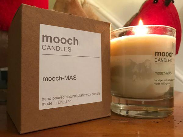 mooch CANDLES - 'mooch-MAS'