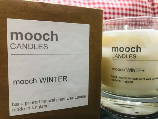 mooch WINTER - mooch CANDLES - Limited Edition