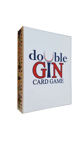 Double Gin Card Game