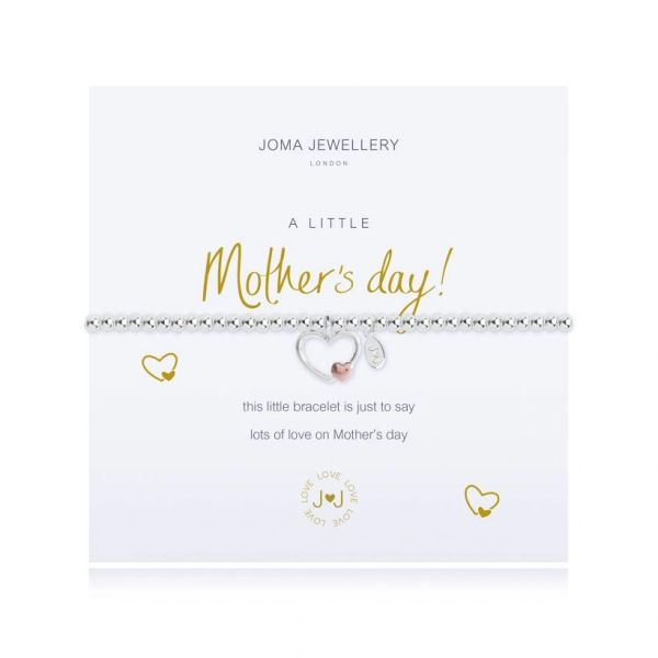 A LITTLE MOTHER'S DAY BRACELET
