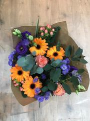 mooch FLOWERS £20 SEASONAL bouquet for collection