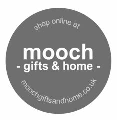 NEW mooch CANDLES no.8 Tea Tree & Geranium