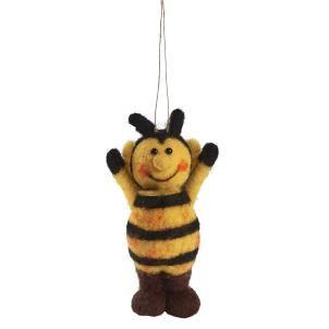 Felt Bee 14cm