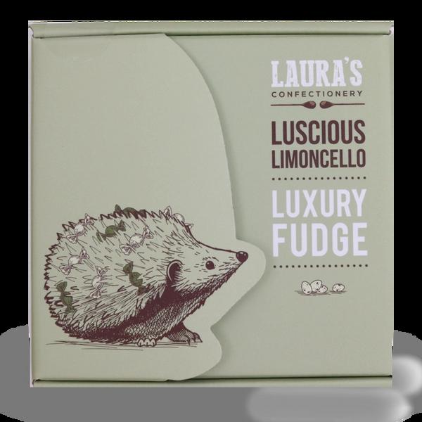 Limoncello Fudge Box