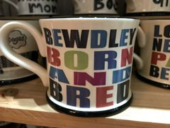 BEWDLEY Born & Bred Mug