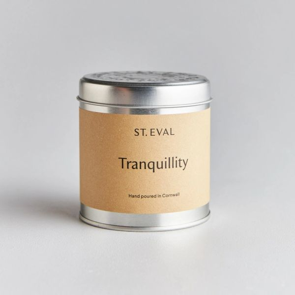 Tranquility Candle Tin