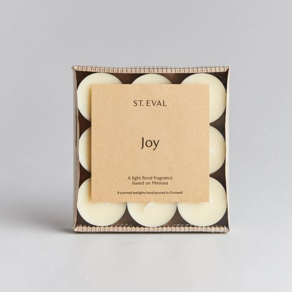 Joy Scented Tealights