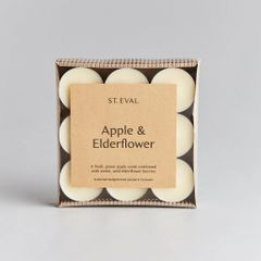 Apple & Elderflower Scented Tealights
