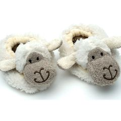 Sheep Baby Slippers gift boxed