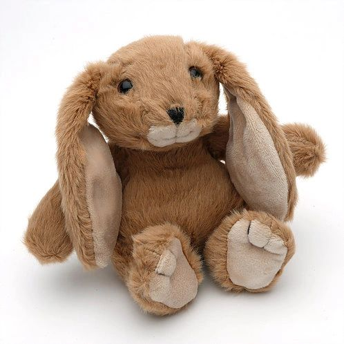 Small Snuggly Bunny Brown