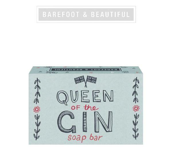 Queen of Gin Soap Bar