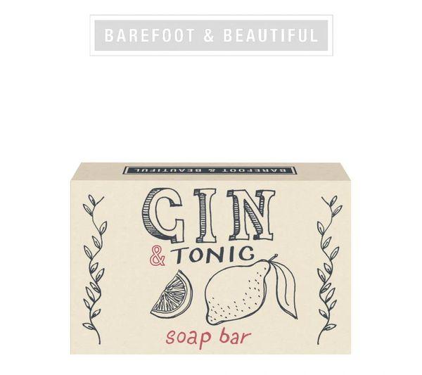 Gin & Tonic Soap Bar