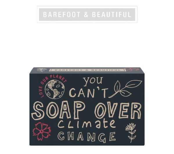 Barefoot Earth - Soap Over Bar