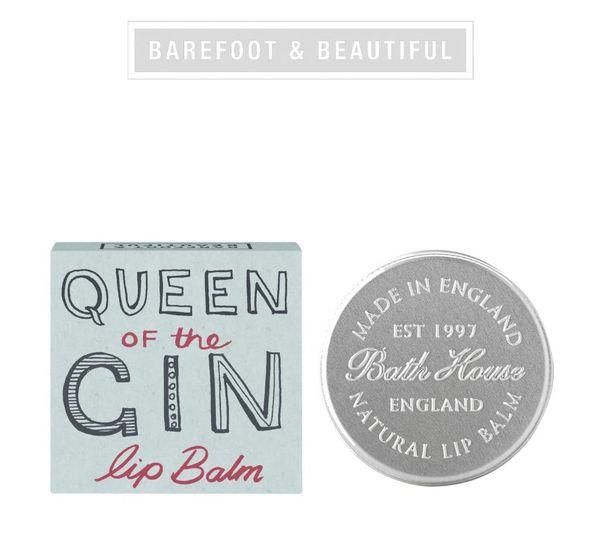 Queen of the Gin Lip Balm Tin