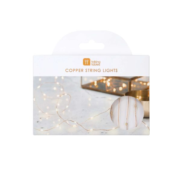 Party Illuminations Copper Wire LED Lights