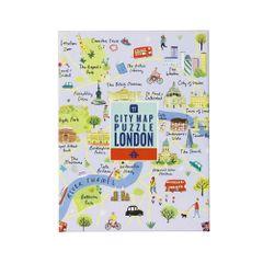 Map Puzzle London