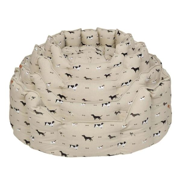 Woof Pet Bed - MEDIUM - BACK IN STOCK!