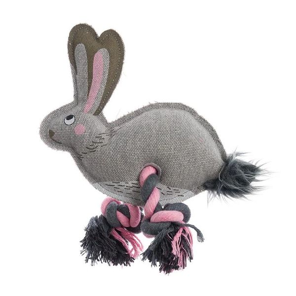 Hare Rope Dog Toy