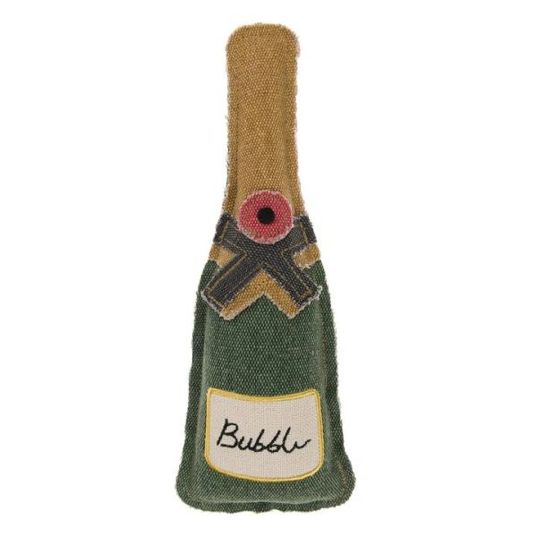Bubbles & Fizz Dog Toy