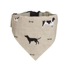 Woof Neckerchief - Small