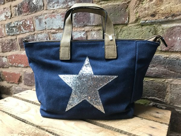 Star Handbag available in 4 colours