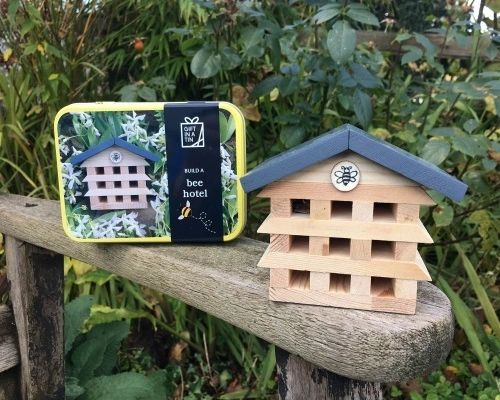 BUILD A BEE HOTEL