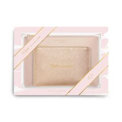 PERFECT POUCH GIFT SET | MUM IN A MILLION | PINK