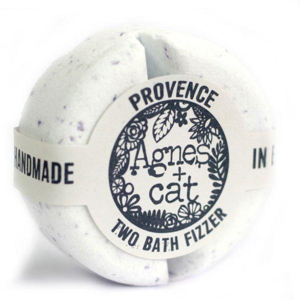 Agnes + Cat Bath Fizzer Fresh - Provence