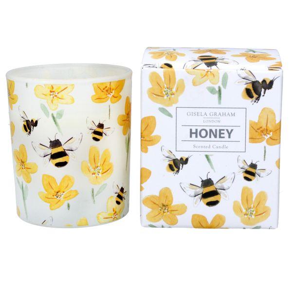 Honey Candle from Gisella Graham - Large