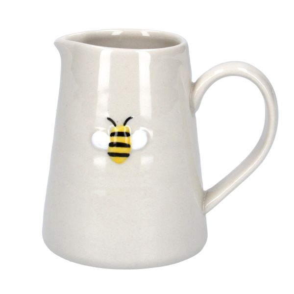 Ceramic Small Bee Jug