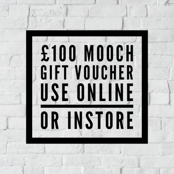 GIFT VOUCHER £100.00