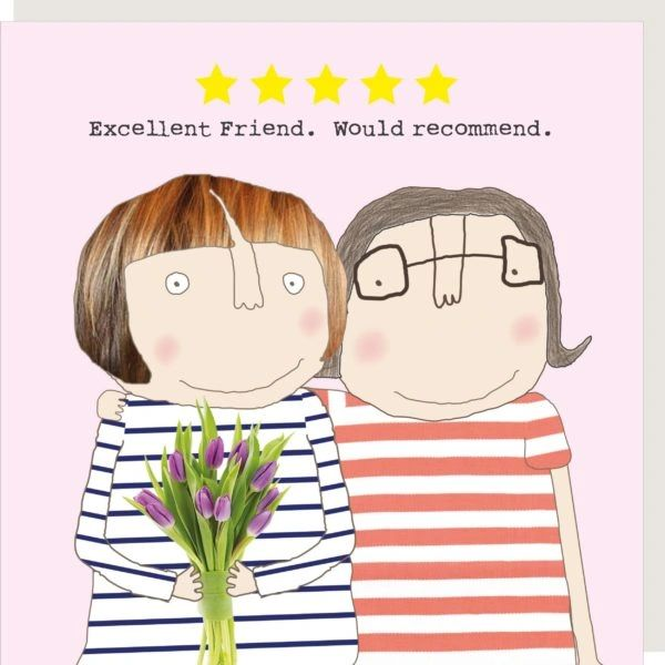 Five Star Friend by Rosie made a thing