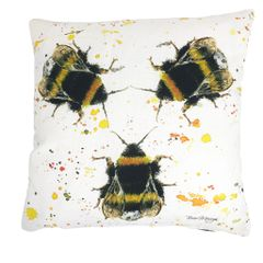 Three Bees Luxury Cushion