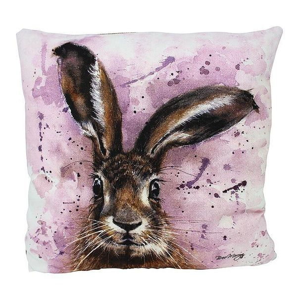 Horatio Luxury Cushion (purple)