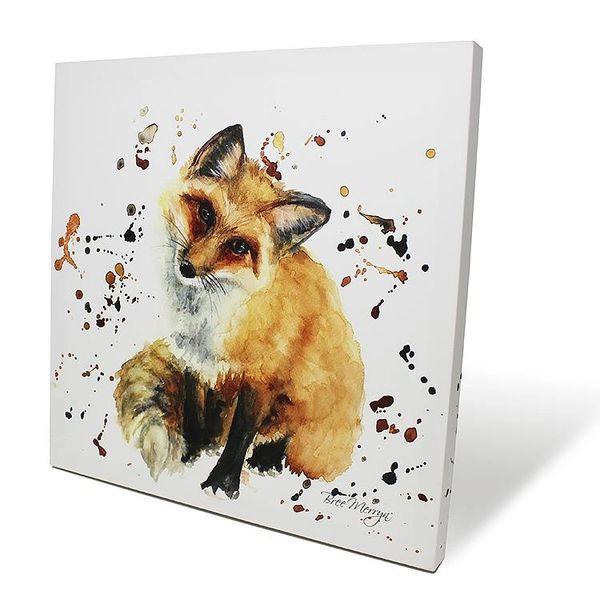Freddie Boxed Canvas